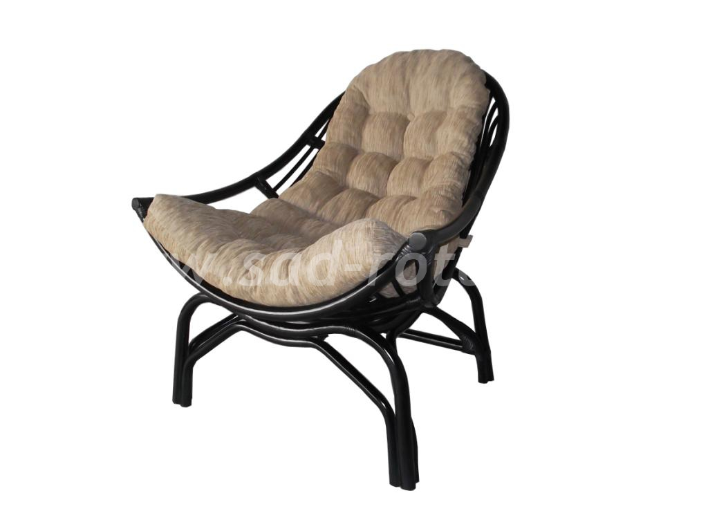 кресла с подушкой недорого фото