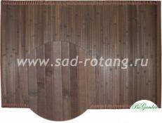 Коврик из бамбука 90х150