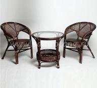 """Комплект плетеной мебели """"Пеланги"""" (Венге)"""