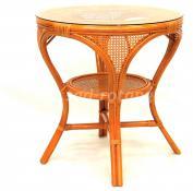 Стол обеденный Mokko L (Коньяк)