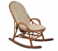 Кресло-качалка Виргиния (браун)