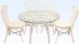 Комплект мебели Bali (белый)
