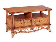 """Плетеный столик под телевизор """"Acapulco"""""""