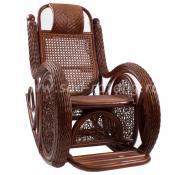 Кресло-качалка Twist Alexa (браун)