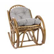 Кресло -качалка Bella (мёд)