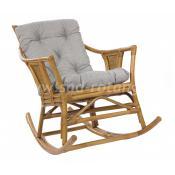 Кресло-качалка Canary (мёд)