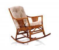Кресло-качалка Canary (коньяк)