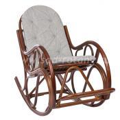 Кресло-качалка Classic (коньяк)