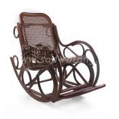 Кресло-качалка Coral Novo (коньяк)