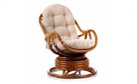 Кресло-качалка Kara (коньяк)