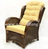 Кресло Wing (браун)