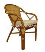 """Плетеный стул """"Ellena"""" (Коньяк)"""