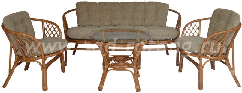 "Комплект мебели ""Багама XL"" (Коньяк)"