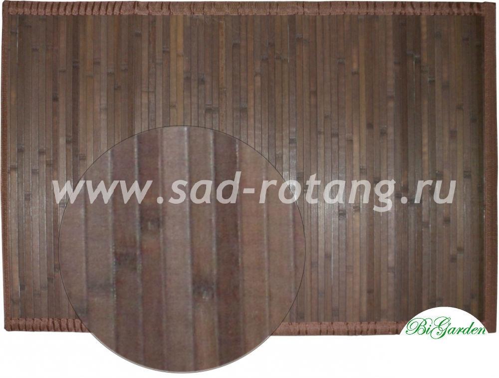 Коврик из бамбука 70х120