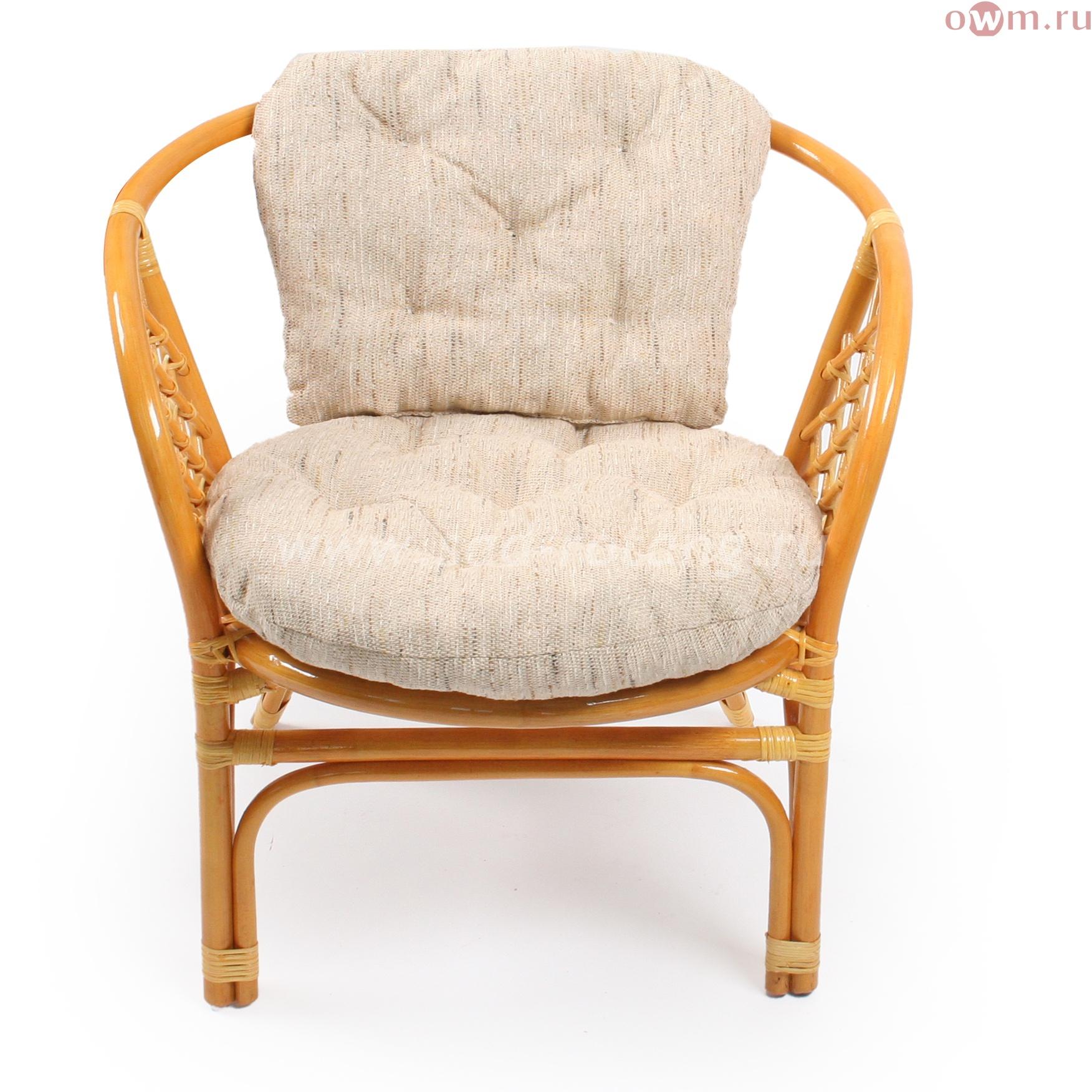 Кресло Багама (мёд) (Индонезия)