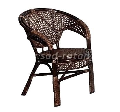 """Комплект плетеной мебели """"Пеланги"""" (Венге) (Индонезия)"""