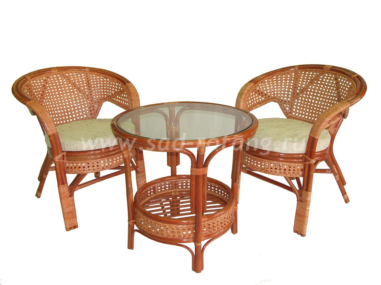 """Комплект мебели """"Пеланги"""" (Коньяк)"""