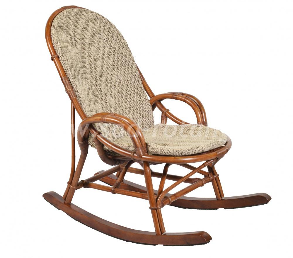 Кресло-качалка Виргиния (браун) (Индонезия)