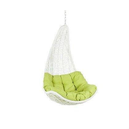 Кресло подвесное Wind White BS (Индонезия), цвет белый