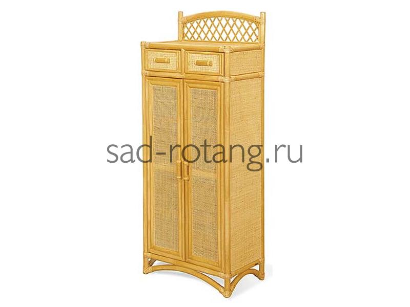 """Шкаф для одежды """"Sandu"""" (Индонезия), размер 35 600*350*1470, цвет светло-коричневый"""