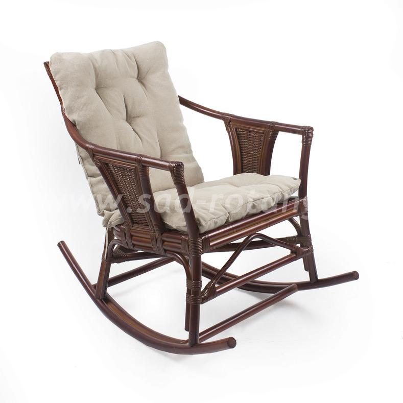 Кресло-качалка Canary (венге) (Индонезия), размер Ширина - 90 см. <br/> Глубина - 66 см. <br/> Высота - 100 см.