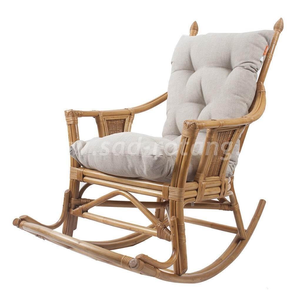Кресло-качалка Chita (мёд) (Индонезия), размер Глубина - 110 см. <br/> Ширина - 72 см. <br/> Высота - 110 см.