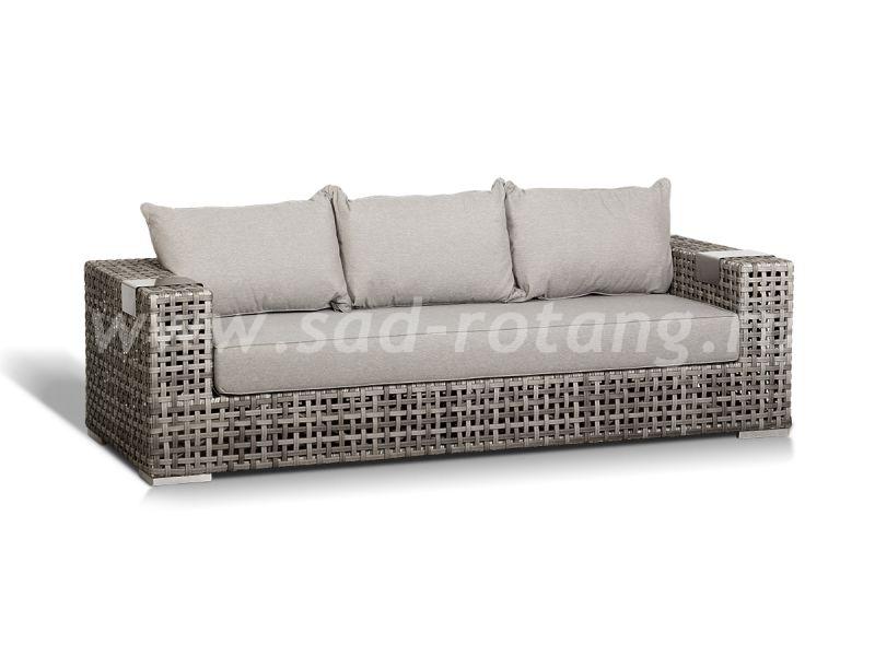 Плетеный диван Тито