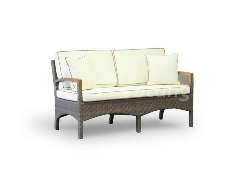 Ротанговый диван Верона