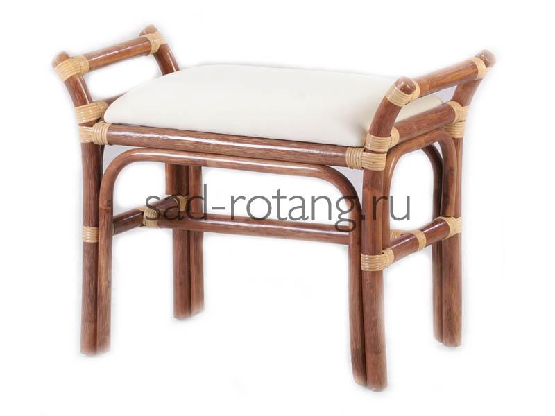 "Банкетка ""Bamboo"" (Индонезия), размер 560х610х360"