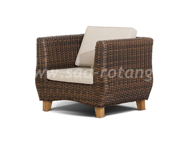 Плетеное кресло  Нола