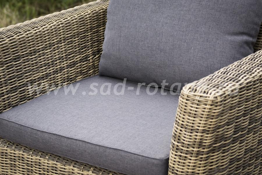 Ротанговое кресло Капучино