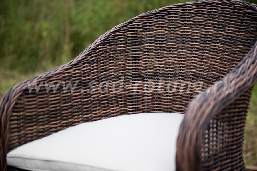 Кресло Равенна С (темно-коричневый)