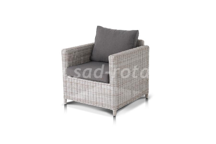 Кресло Макиато Бьянко (белый)