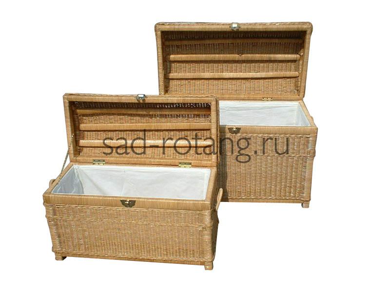 """Сундук для хранения вещей """"casket"""""""
