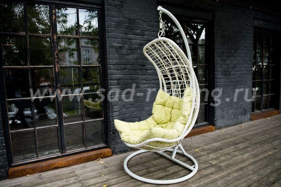 Подвесное кресло из ротанга Виши