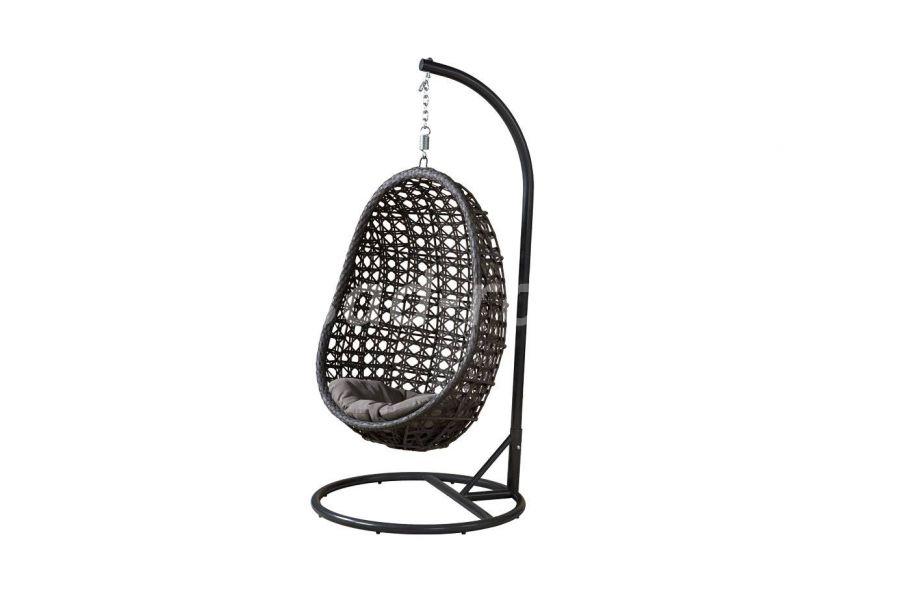 Подвесное кресло из ротанга Флоренция