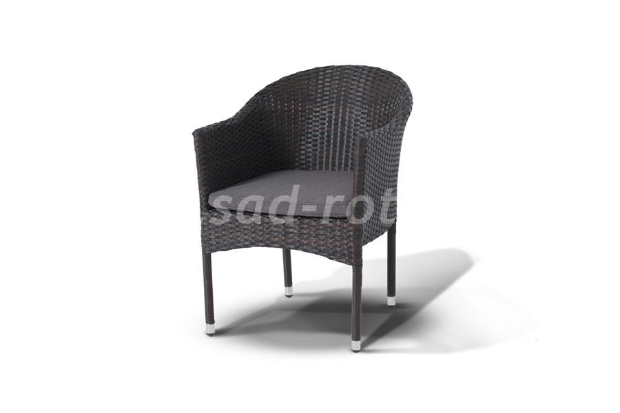 Плетеный стул из ротанга Фраппе