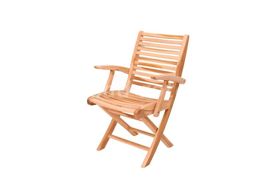 Плетеный складной стул Бондено