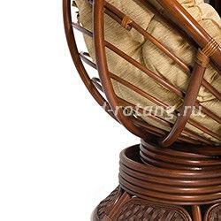 Кресло-качалка вращающееся «Andrea» 23/01В