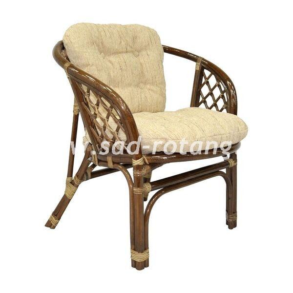 """Кресло плетеное """"Багама"""" 03/10 (Браун)"""