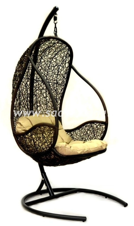 Плетеное подвесное кресло Flyhang