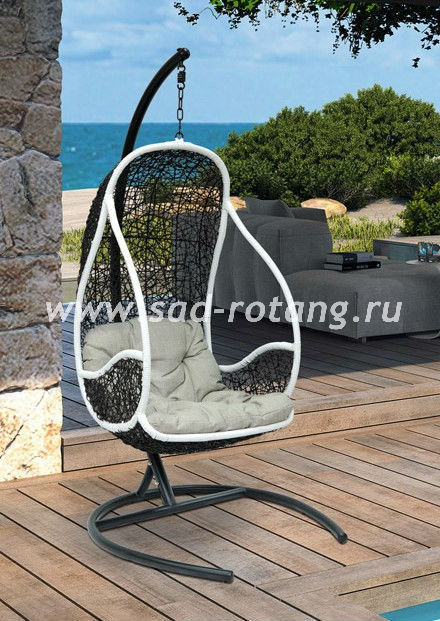 Подвесное кресло на подвесе Flyhang Modern