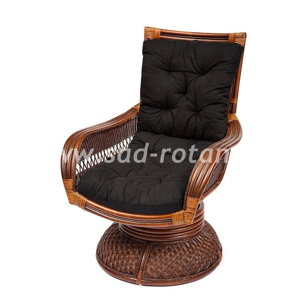 Кресло-качалка «Andrea Relax» из ротанга