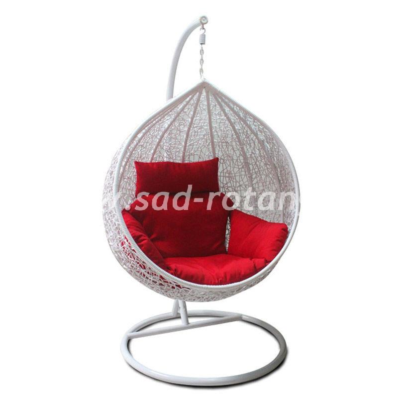 "Подвесное кресло в виде капли ""Tropica White"""
